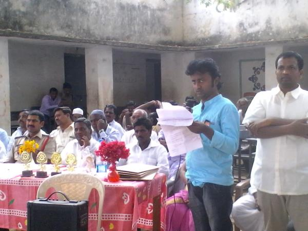 REPUBLIC DAY EVENTS AND DISTRIBUTED PRIZES WITH ASSOCIATION - by universal soul mates, HYDERABAD