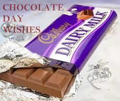 Wish you all very happy chocolate to all our VIEWERS/VISITORS AND SUBSCRIBERS. - by SHRINGAAR, Ajmer