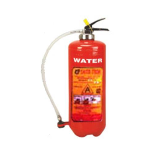 Water CO2 Type Fire Extinguisher in Jammu  Water Fire Extinguishers utilities the penetrating, soaking and cooling effective of a 4 meters concentrated water stream for effective supression of Class A Fires. It is an ideal low cost solution - by Fire Escorts Services, Jammu