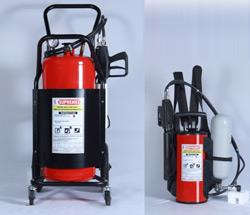 Water Mist Extinguishers in Jammu  WATERMIST & CAFS SYSTEM   We have recently introduced a new revolutionary technology to our existing range of products. The Water Mist systemcreates a narrow distribution of ultrafine water mist, foam or C - by Fire Escorts Services, Jammu