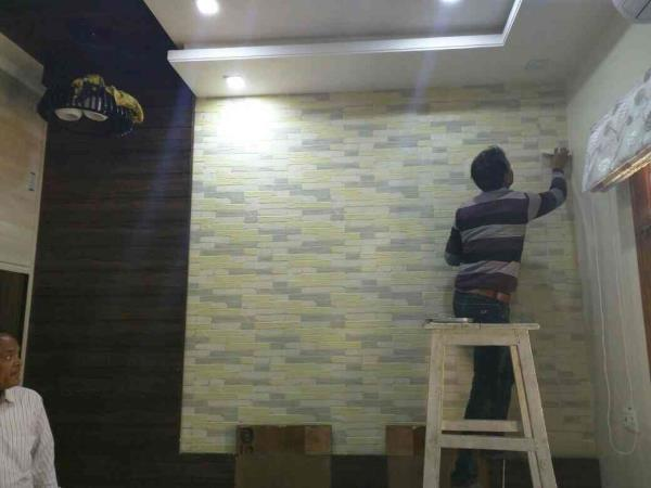 wallpapers - by Homey Interiors, Ajmer