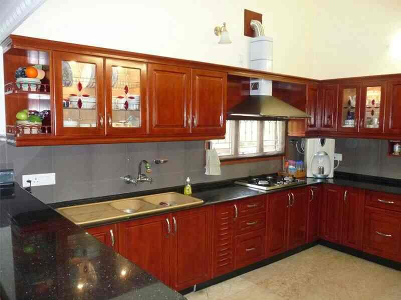 My own customer home site - by Dream's Kitchen & Interiros, Chennai
