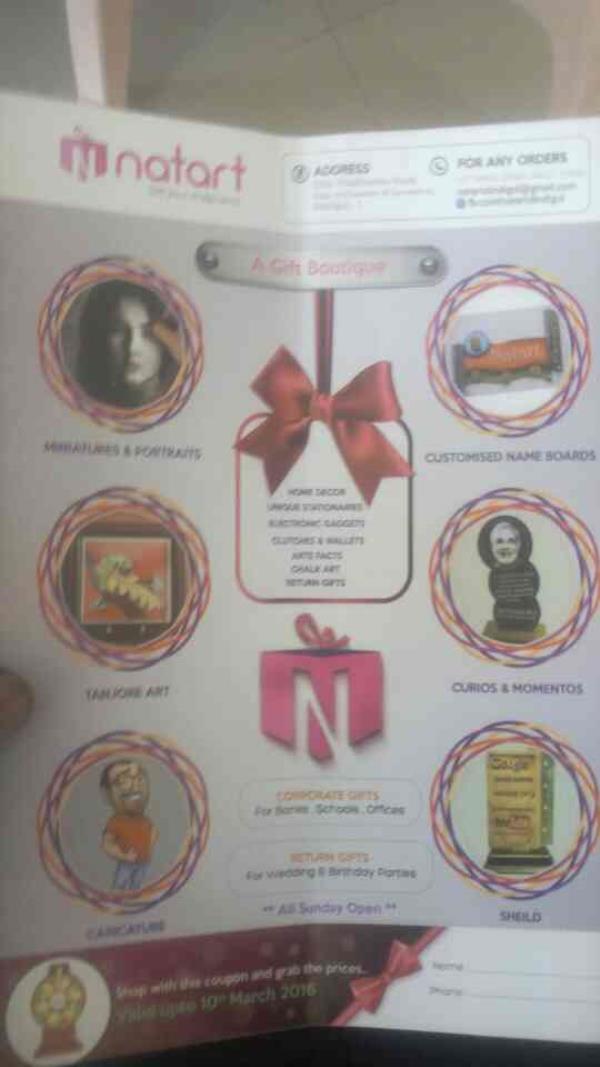 Natart - by Natart 9443025002, Dindigul