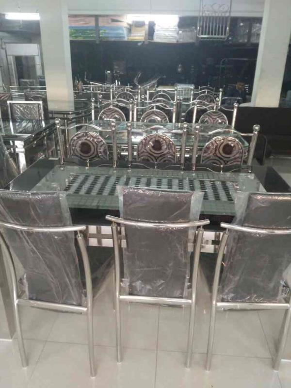 we are leading wholesaler and retailer of ss kitchen basket, ss modular furniture, pvc door and pvc furniture in Ahmedabad. - by Shreenathji Steel Corporation, Ahmedabad