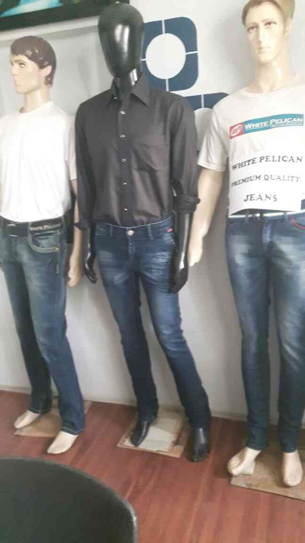 textile manufacturer  in India  best jeans manufacturer in ahmedabad  best denim jeans available in white pelican call: 9988776677 - by White Pelican, Ahmedabad