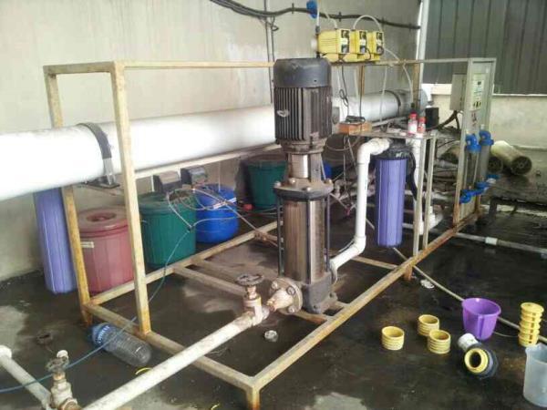RO  water treatment   - by Water Cares, Kolkata