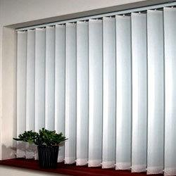 Regular Vertical Blinds in Chandigarh  Our organization is devoted towards providing a qualitative grade of Regular Vertical Blinds. Offered blinds are creatively designed using the basic material and sophisticated techniques by our adroit  - by Opus Collections Inc, Chandigarh