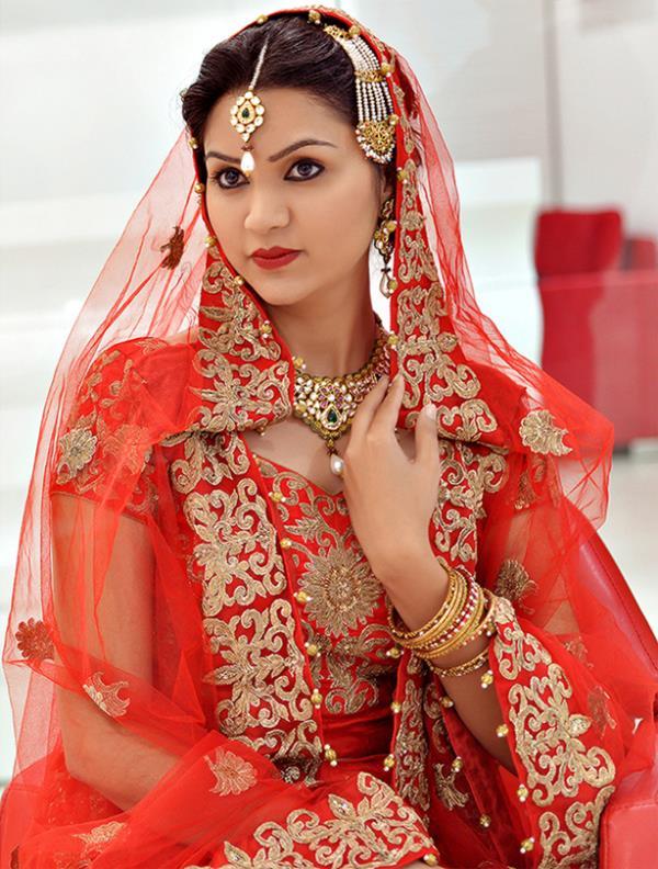 Bridal Make - Up - by Kittn Salon and Spa, Karnal