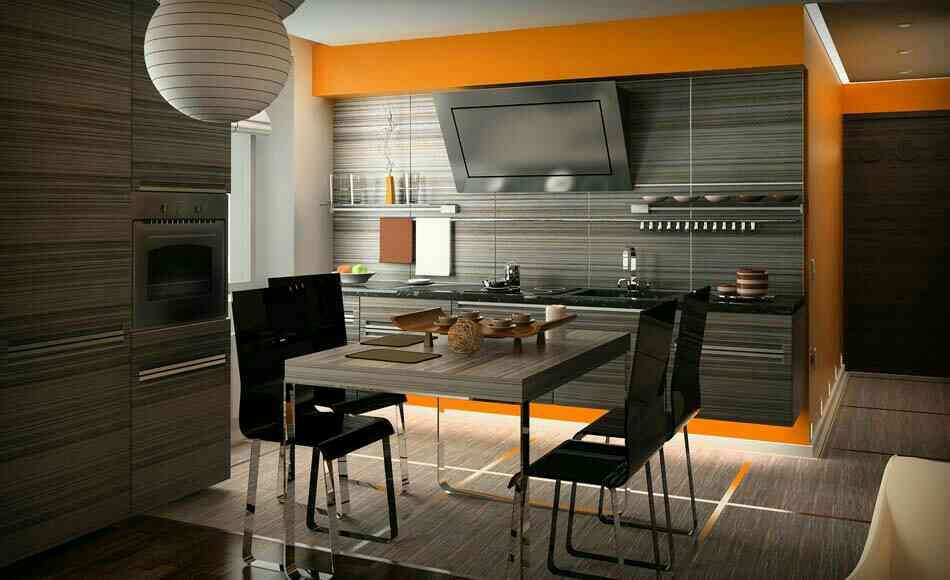 modular kitchen in whitefield bangalore  - by Design 4 Space, Bangalore