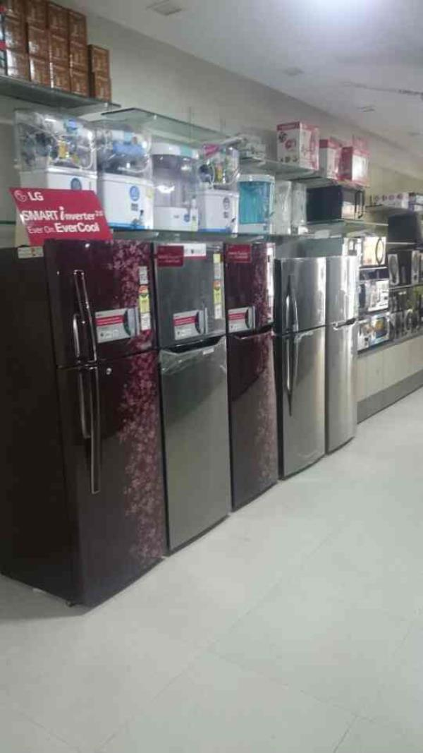 best lg fridge available in umiya electronics  - by Umiya Electronics , Ahmedabad