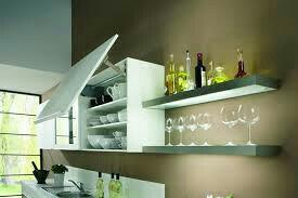 kitchen cabinets in varthur whitefield  - by Design 4 Space, Bangalore