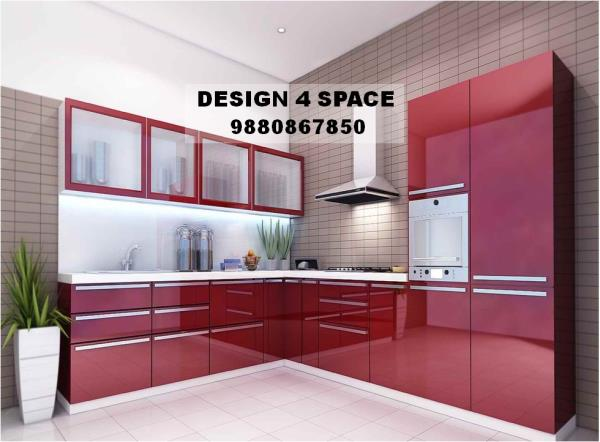 Offer for Limited Bookings on Modular Kitchen in Whitefield - by Design 4 Space, Bangalore