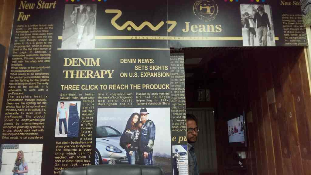 jeans for youth  - by Jay Kamnath Creation, Ahmedabad