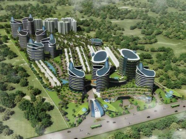 Our wide range of facilities includes, HOTELS, COMMERCIAL SPACE, IT BUILDINGS, IT PLOTS, RESIDENTIAL BUILDINGS, VILLAS, NATUROPATHY CENTER, CLUB, RESORT, SCHOOL, HEALTH CARE CENTER AND ORGANIC GARDEN MAKING THE SITE AND ITS BUILDING SELF SU - by Airwil Yamuna Expressway, Noida