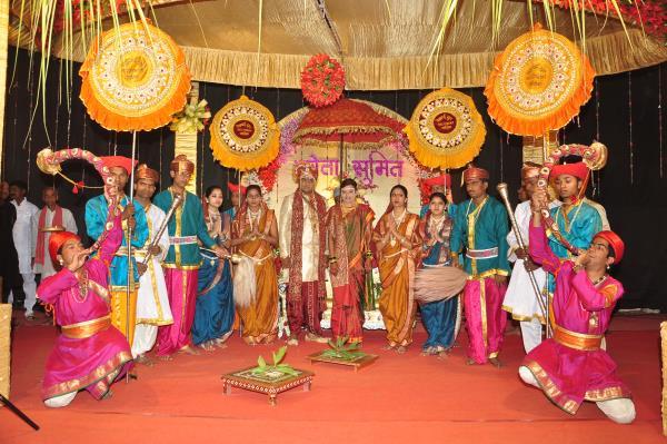 wedding decoration - by Shree Sanap Decorators, Nashik