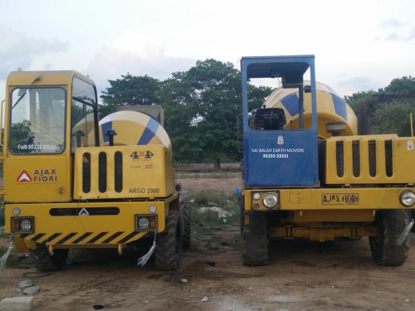 Backed with more than 12 years of expertise in this domain, we are able to provide Ajax Fiori on Rent like construction machinery rental service, Ajax fiori on hire, etc., to our esteemed clients. The offered service is widely demanded for  - by Ajax fiori on hire, Tirupati