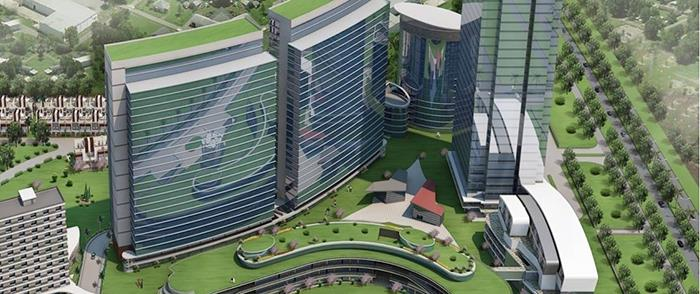 residental plots at yamuna expressway noida in airwill smart city. A 75 Acres project with it plots too. best buy one and a get a gift too. - by Airwil Yamuna Expressway, Noida