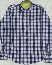 Our company is engaged in providing Check Mens Casual Shirt. Designed ergonomically keeping in mind the changing fashion in industry offered products comes in a rich assortment of shades and sizes so customer can easily opt the one what he  - by KADHESH ENTERPRISES, Chennai