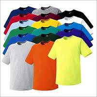 We are the Leading Suppliers of Plain T Shirts Suppliers in Chennai,   - by KADHESH ENTERPRISES, Chennai