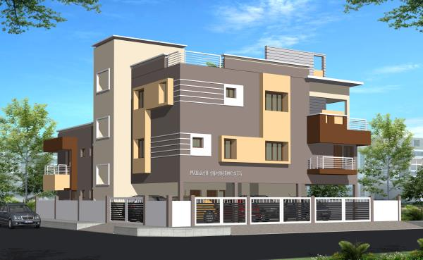 Velammal Residency Phase - IV  Andarkuppam Village, Ponneri Taluk, Thiruvallur District  Velammal International School (Opp)  Near by N H 4  Mullai Apartment - by Jaayam Promoters, Thiruvallur