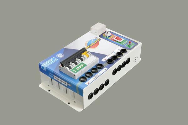 Mcb+Elcb manufacturer in rajkot - by Sardar Electro Switch Pvt Ltd, Rajkot
