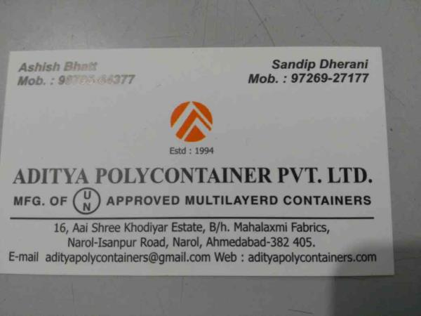 Aditya Polycontainer Pvt Ltd is Leading Manufacturer of 35liter plastic Drum, 35 liter mouser drum, 45 liter plastic drum, 50 liter plastic drum, 65liter plastic drum In Ahmedabad. - by Aditya Polycontainer Pvt Ltd, Ahmedabad