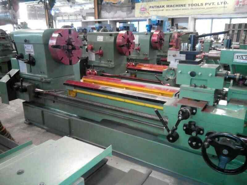 Best lathe Machine Manufacturer  - by Pathak Industries, Kolkata