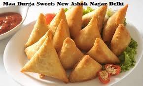 Best Fast food Restaurant  1) Samosa  2) Chilli Potato 3) Veg Chinese 4) Sweets  *****Maa Durga Sweets New Ashok Nagar*****  - by Maa Durga Sweets, Delhi