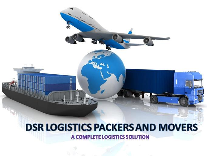 OUR NEW LOGO - by DSR LOGISTICS PACKERS AND MOVERS, RUDRAPUR