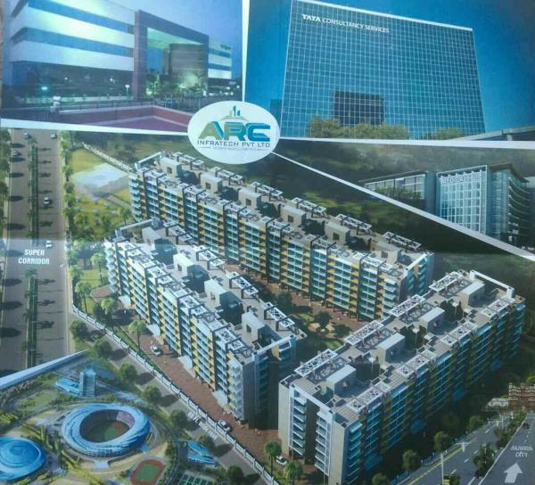 property near TCS and Infosys super corridor in Indore - by Dehalvi Infrastructure, Indore