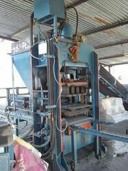 flyash bricks machine  - by Balambika manufacturing works, Morvi