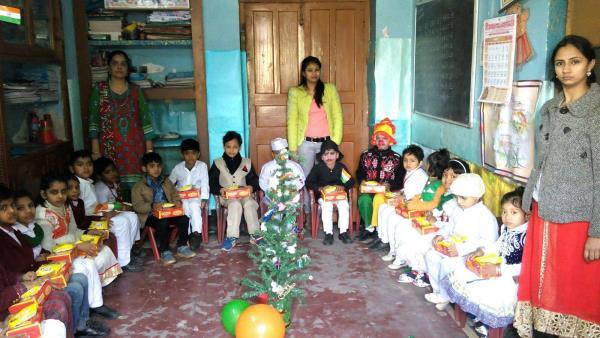 School Function Pics - by Vanessa Public School, Delhi