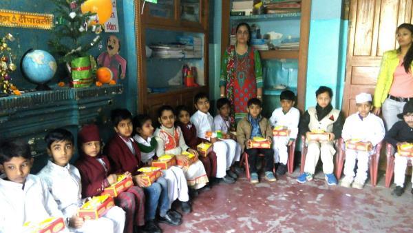 Pics. - by Vanessa Public School, Delhi