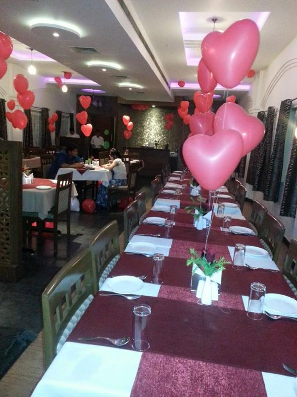 Valentine's Day Special for all our Valuable Patrons. .. - by Rock Castle Restaurant - A Royal Treat, Hyderabad
