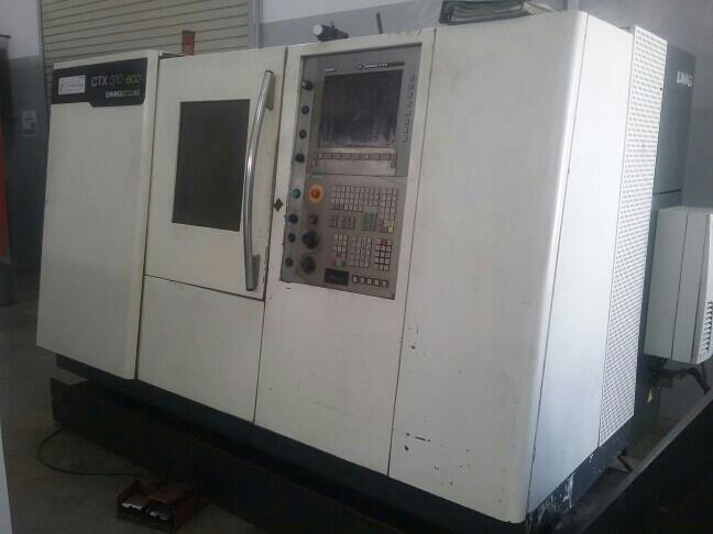 DMG CTX - by CNC Machines, Rajkot