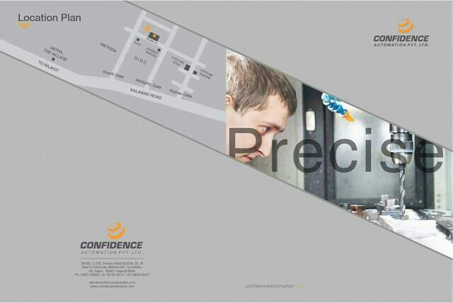catalog of Confidence  - by CNC Machines, Rajkot