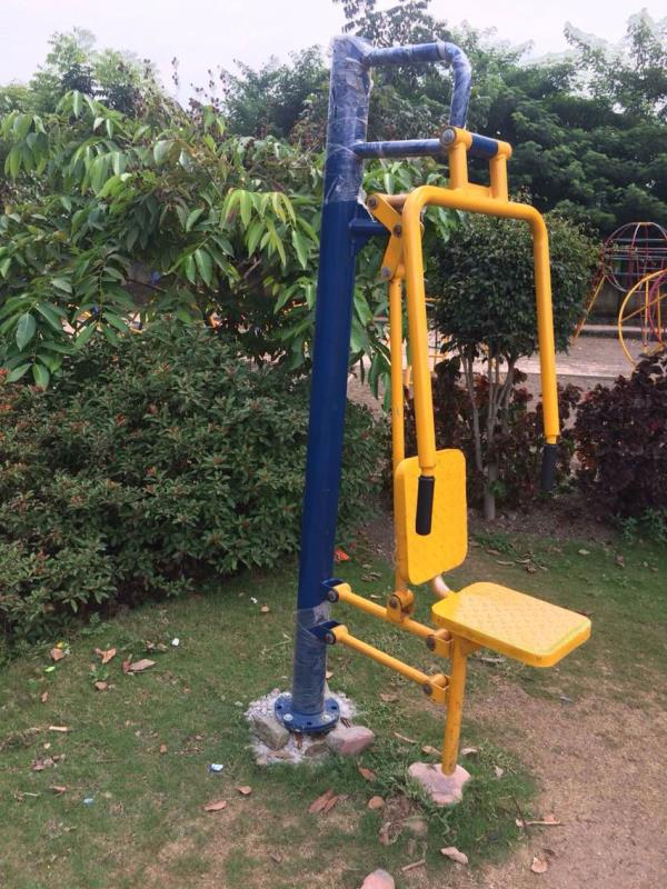 Open gym equipment  - by Bodymaster India, Pune