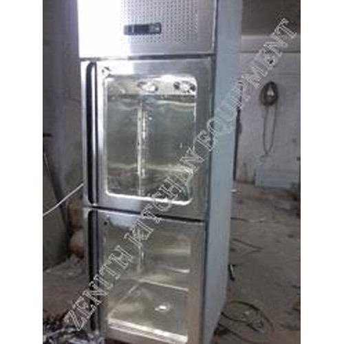 Two Door Refrigerator Manufacturer in Dwarka  We are enlisted as the leading manufacturer and supplier of excellent quality Two Door Glass Refrigerator. In order to make best refrigerator, our manufacturing unit uses premium quality raw mat - by Zeneth Kitchen Equipment Pvt. Ltd., New Delhi