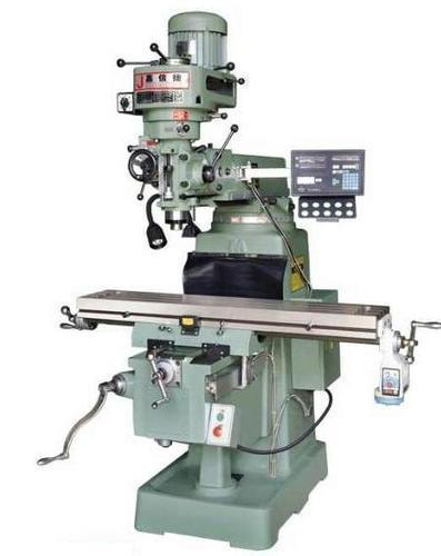 MAC Machine Tools In Coimbatore We bring forth a wide range of M-1 TR Milling Machine that are made using hi-tech components sourced from knowledgeable vendors of the market  Vertical Ram Turret Milling Machine In Coimbatore Milling Machine - by MAC MACHINE TOOLS, Coimbatore