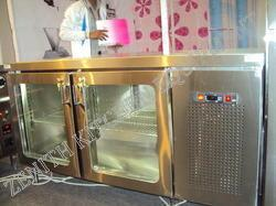Owing to our rich industry experience and knowledge, we are engaged in offering a wide range of Undercounter Refrigerator to our valuable clients.  To Buy http://www.zenithkitchenequipment.com/search.html?ss=Undercounter+Refrigerator  Zenit - by Zeneth Kitchen Equipment Pvt. Ltd., New Delhi