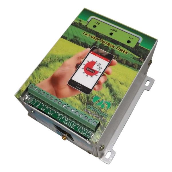 We are the Manufacturer, Exporter and Supplier of Mobile Starter, Mobile preventer, GSM Dry Run Timer and GSM Preventer for Three Phase Supply and Two Phase Supply in Coimbatore and all other Southern regions.  This Mobile Starter has the o - by Vivek Agro Plast, Coimbatore