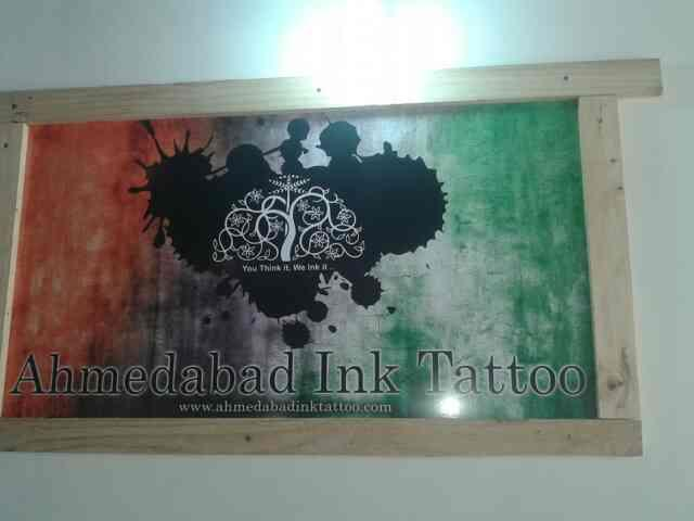 tattoo studio - by Ahmedabad Ink Tattoo, Ahmedabad