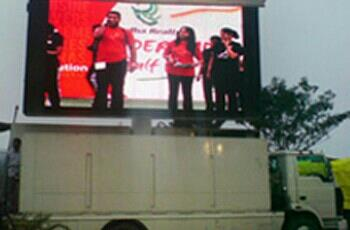 Best Mobile Van Display In ChennI. - by Aishwarya Led Event, Chennai