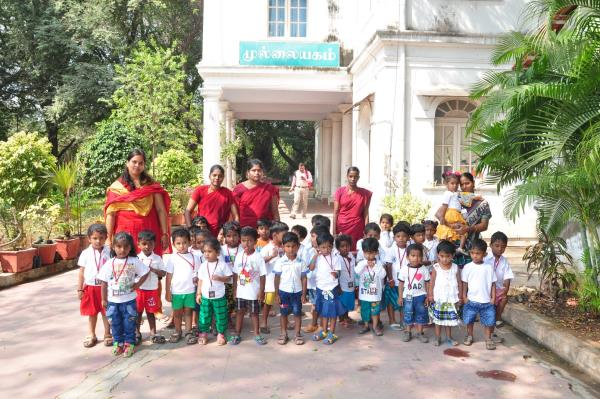 Field Trip-II (2015-16) - by Aarudhraa Pre School, Pondicherry