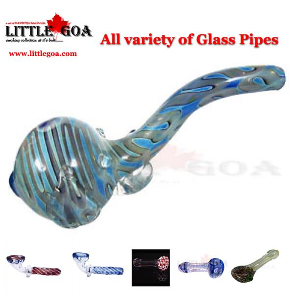 Buy wonderful and colorful mini glass pipes with cool elegent styles. Browse our wide selection of glass pipes for sale in our online smoke shop In India at affordable prices  http://www.littlegoa.com/pipes/glass-pipe  - by Little Goa Call Us @8860974273,011-23647849, Bangalore