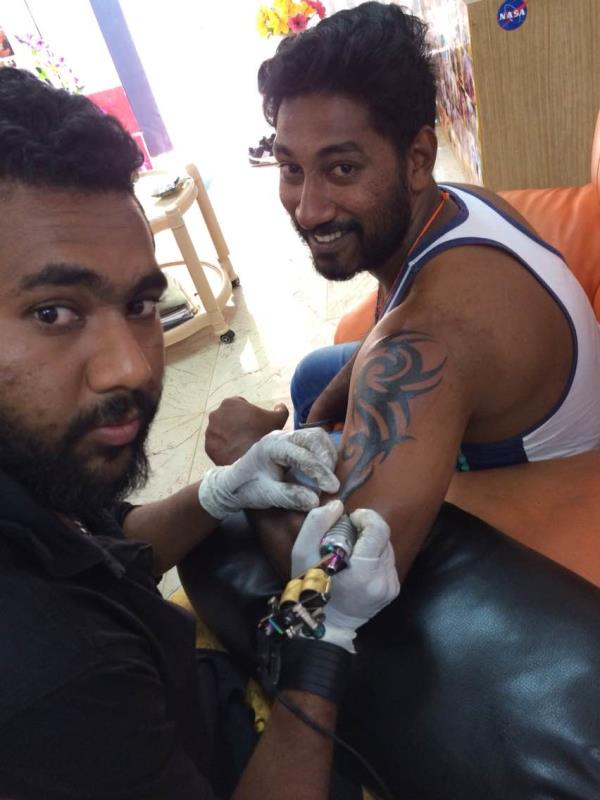 That's Tyson art  - by MAGIC ink tattoo studio goa, North Goa