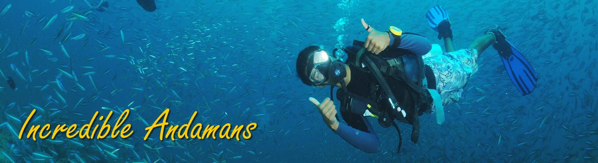 INCREDIBLE ANDAMAN TOUR  DAY 1: ARRIVE PORT BLAIR  On arrive at Port Blair airport, our representative will receive and escorted to the hotel. After check-in at the hotel and little relax, we proceed to covers Cellular Jail (National Memori - by The Sair, Bhopal