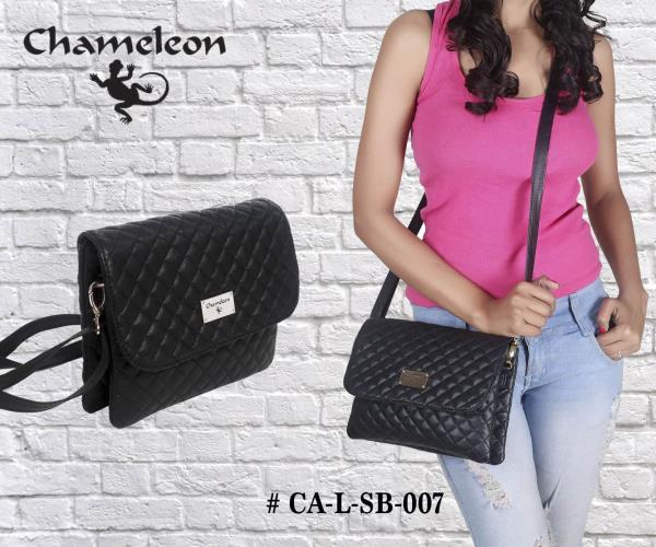 Chameleon Sling Bags . Smart & Sexy . Top quality .  Buy it today . Only 1999/- free shipping .  - by Chameleon Leather Accessories, New Delhi