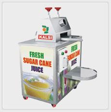 SUGARCANE STAINLESS STEEL:  FULLY STAINLESS STEEL COMES WITH 3 ROLLER SYSTEM. OUTPUT JUICE: PER /HR 80 LITRES,   SPEC:1.5 H.P. MOTOR (CHAIN DRIVE)  - by Sri Ganesh Mill Stores, Coimbatore