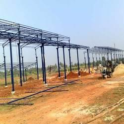 We are the manufacturer and Supplier of Manufacturer & Supplier of Gantry Structure.Backed by rich industry experience, we are manufacturing and supplying optimum quality Gantry Structure. These gantries and structures are manufactured at o - by Boltas Mechanical Engineering, Hyderabad